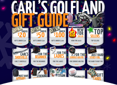 Carl's Gift Guide