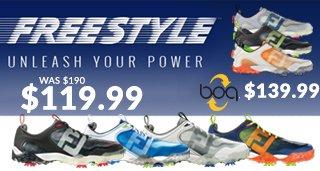 FootJoy Freestyles