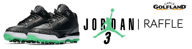 Jordan 3 Raffle