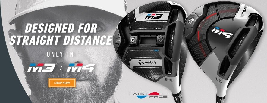 TaylorMade 2018 M Family