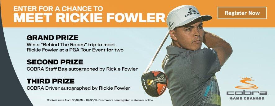 Meet Rickie Fowler