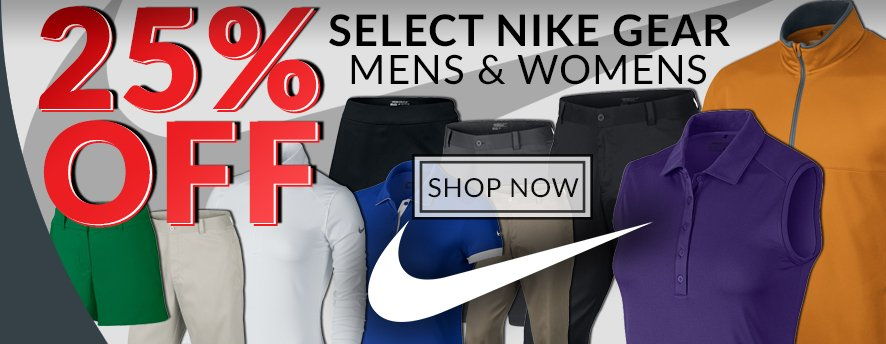Nike 25% Off
