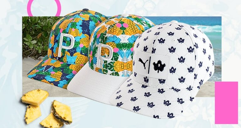 2bc0092677b Mother s Day Special  Puma Pineapple Hats