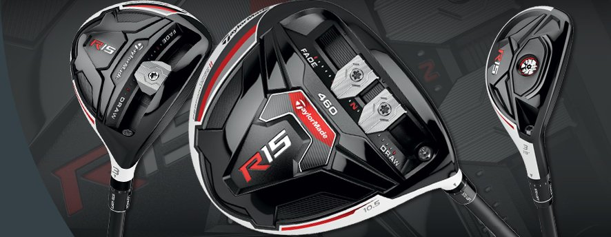 Shop TaylorMade R15