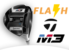 TaylorMade M3 Flash Sale