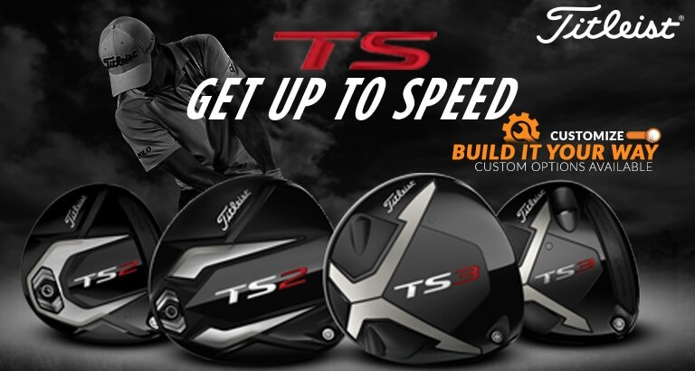 Titleist TS Family