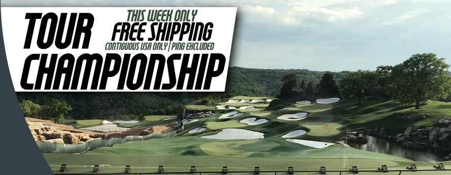 Tour Championship Free Shipping