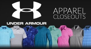 Under Armour Closeout Apparel