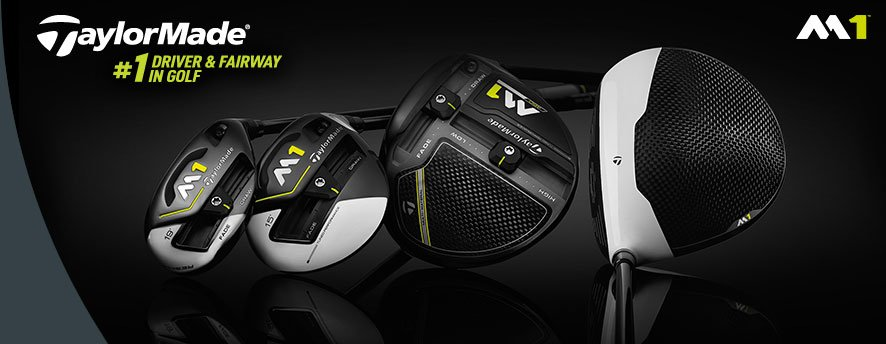 TaylorMade 2017 M1
