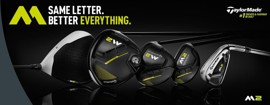 TaylorMade 2017 M2